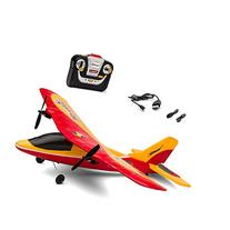 Top Race Airhawk TR-P28 2 Channel Outdoor RC Airplane, Red