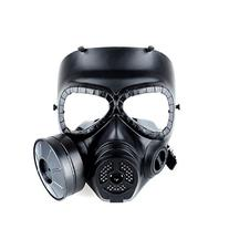 OFTEN Airsoft Paintbal Dummy Gas Mask Fan for Cosplay