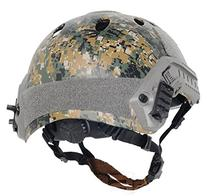 Airsoft Paintball Protective FAST Helmet PJ TYPE SetDigital