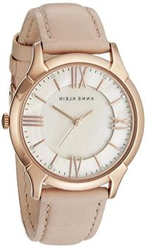 Anne Klein Women's AK/1010RGLP Rose Gold-Tone Watch with