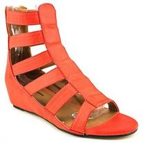 Michael Antonio Aken Womens Synthetic Gladiator