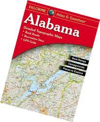 Alabama Atlas & Gazetteer