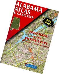Alabama Atlas & Gazetter
