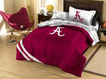 NCAA Alabama Crimson Tide Full Bed in a Bag with Applique