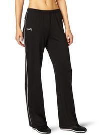 Asics Women's Alana Pant, Black/White, XX-Large