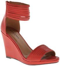 Michael Antonio Women's Alani Wedge Sandal,Coral,10 M US