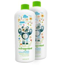 Babyganics Alcohol-Free Foaming Hand Sanitizer Refill,
