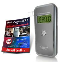 AlcoMate Breathalyzers NEVER Need Factory Calibration -