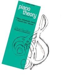 David Carr Glover Piano Library / Piano Theory, Prime