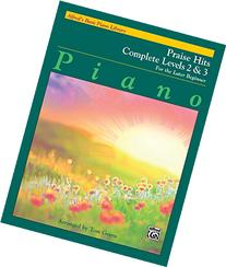 Alfred's Basic Piano Library Praise Hits Complete, Bk 2 & 3