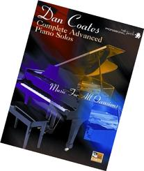 Dan Coates Complete / Advanced Piano Solos