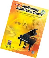 Alfred's Self-Teaching Adult Piano Course: The new, easy and