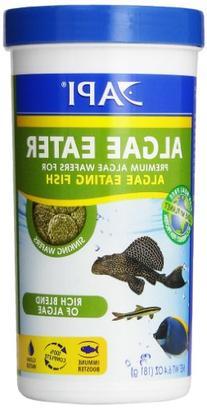 API Algae Eater Alage Wafer, 6.4-Ounce