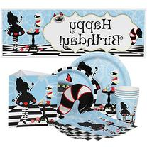 Alice in Wonderland Party Package for 16 Guests