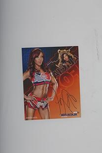 Alicia Fox Signed 11 x 14 Photo