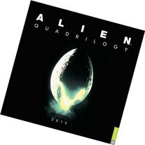 Alien Quadrilogy 2015 Wall Calendar