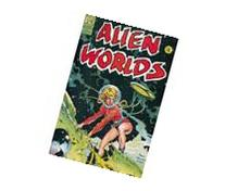 Alien Worlds #4 FN ; Pacific