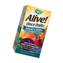 Alive Once Daily Men's 50+ Ultra Potency