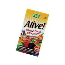 Alive Whole Food Energizer MultiVitamin