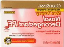 GoodSense Allergy Multi-Symptom Caplets, Cool Ice, 24 Count