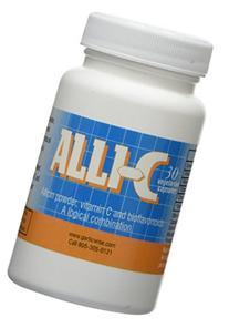 ALLI-C Allicin with Vitamin C and Bioflavonoids - 30