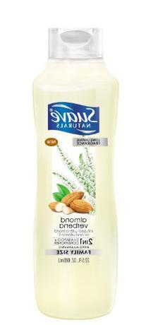 Suave Naturals 2 In 1 Shampoo/Conditioner, Almond Verbena,