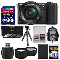 Sony Alpha A5100 Wi-Fi Digital Camera & 16-50mm Lens  with
