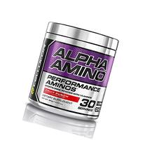 Cellucor Alpha Amino Acids Supplements with BCAA Powder,