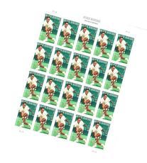 Althea Gibson Sheet of 20 x Forever U.S. Postage Stamps