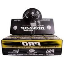 Dunlop Pro High Altitude - Green Dot  Squash Balls