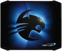 ROCCAT ALUMIC Double-Sided Gaming Mousepad, Black
