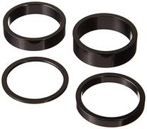 """Wheels Manufacturing Aluminum Headset Spacer Pack 1-1/8"""" 4/"""