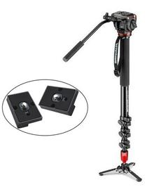 Manfrotto Professional Aluminum Video Monopod and the