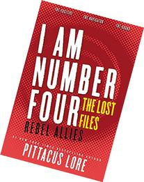 I Am Number Four: The Lost Files Bind-up #4