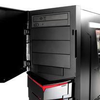 iBUYPOWER AM720FX Gaming Desktop - AMD FX-4300 Quad Core 3.