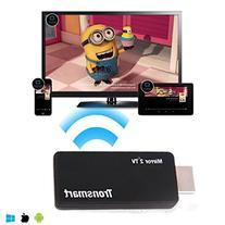 LG G Stylo Smartphone EZCast v2.0 Miracast/DLNA HDMI Adapter