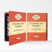 KleverCase Amazon Kindle Voyage Case Book Cover Style -