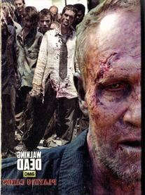 AMC The Walking Dead Playing Cards 2 Deck Set - Daryl Zombie
