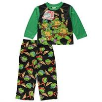 Ame Toddler Boys' 2-Piece Teenage Mutant Ninja Turtles