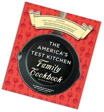 The America's Test Kitchen Family Cookbook, Heavy-Duty