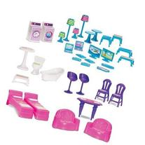 All American Family Dollhouse Accessory Pack with All the