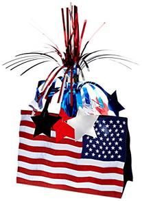 American Flag Centerpiece Party Accessory