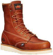 "Thorogood American Heritage 8"" Moc Toe Boot, Tobacco"