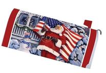American Santa Flag 1717MM Magnetic Mailbox Cover Wrap