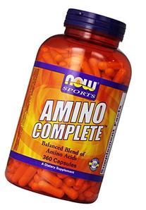 Amino Complete, Balanced Blends of Amino Acids, 360 Capsules