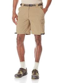 ExOfficio Men's Amphi 8.5-Inch Shorts, Walnut, 38