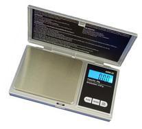 AMW-600 Silver Precision Digital Pocket Scale 600g x 0.1