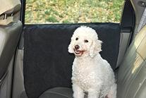 Amzdeal Car Door Cover Waterproof Door Protector for Dogs