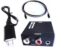 Easyday Digital to Analog Audio Converter with Digital