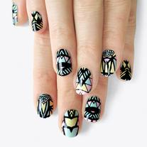 Ananas Nail Stickers